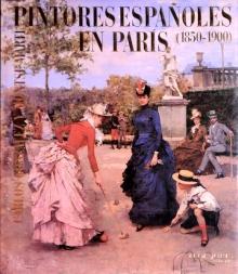 Subastas - LIBRO 'PINTORES ESPAÑOLES EN PARIS'