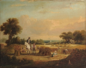 ANÓNIMO. ESCUELA INGLESA, S. XVIII