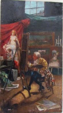 LUÍS VÉLEZ (Andalucía mitad siglo XIX)