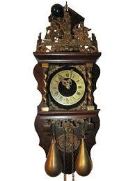 Subastas - Reloj Antiguo de Pesas