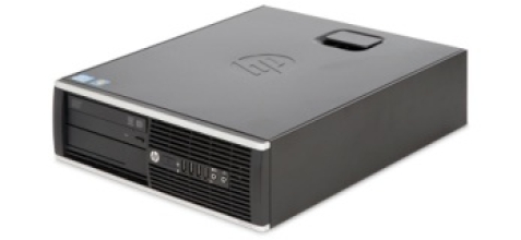 HP Compaq Elite 8200SFF Intel Core i3-2120 Processor