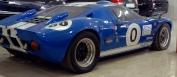 Ford GT 40. Ganador de las 24 horas de Le Mans_8