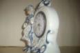 Reloj despertador pequeño de ceramica fina _2
