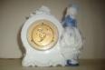 Reloj despertador pequeño de ceramica fina _3