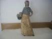 Antigua figura de terracota