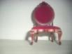 Antiguo Sofá y silla de casa de muñecas_3