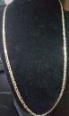 Collar de Oro de 18K Mide: 60cm Y Pesa 26,7gm_1