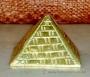 Piramide bronce